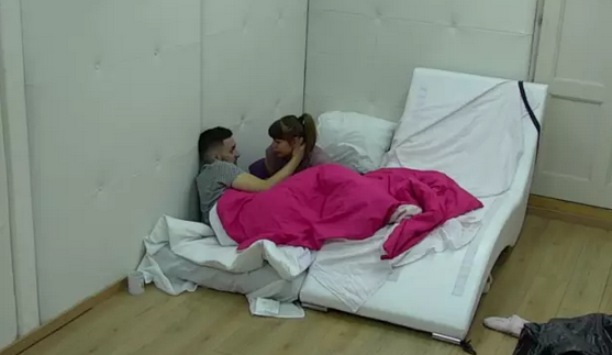 Lazar Čolić Zola i Miljana Kulić
