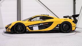 McLaren P1 GTR – już nie dla wybranych