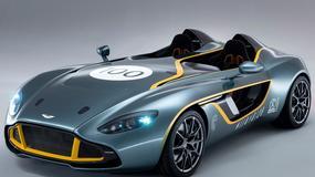 Aston Martin stworzył unikatowy model CC100