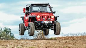 Matiz jakiego jeszcze nie widziałeś - Quadix Buggy 1100 4x4
