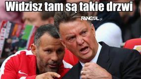 Kolejna porażka Manchesteru United. Kibice już żegnają Louisa van Gaala