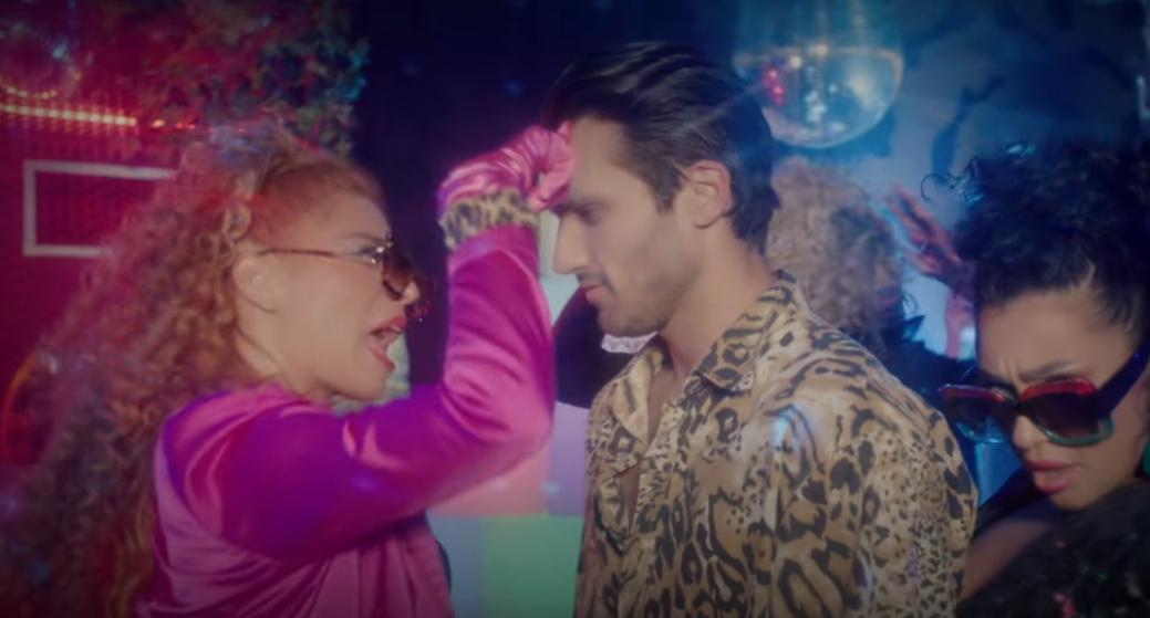 BOŽANSKA LEPOTA! Maneken iz spota ''Loco Loco'' je šetao pistom za Dolče i Gabanu, a poziv Dejana Milićevića NIJE MOGAO DA ODBIJE! (VIDEO)