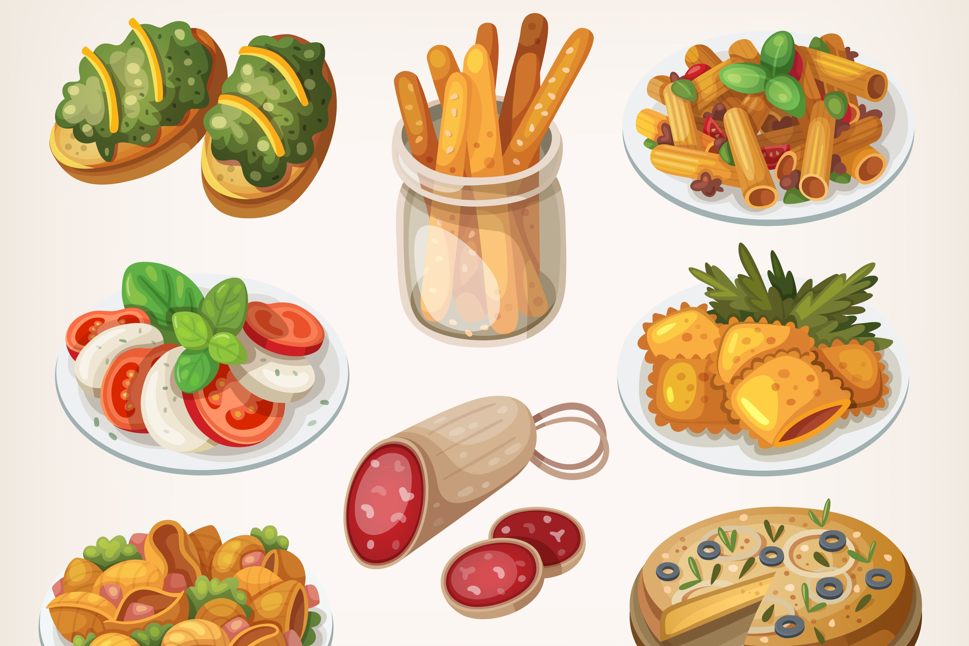 download food clip art free clipart of delicious foods - HD3263×2177