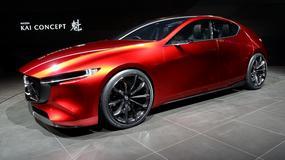 Mazda Kai - trójka po raz czwarty?