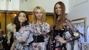 Joanna Horodyńska zaprezentowała nową kolekcję dla SI-MI. Przyszło sporo celebrytek. Największą uwagę przyciągnęła Julia Wieniawa