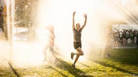 OFF Festival: Temperatura ponad 30 stopni. Tak radziła sobie publiczność