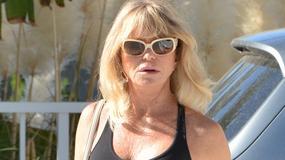 Goldie Hawn w sportowym wydaniu. Wygląda na 71 lat?