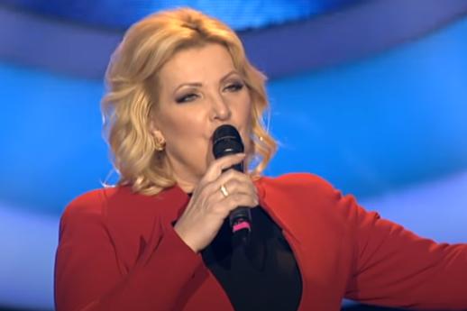 NESVAKIDAŠNJE! Evo kako Snežana Đurišić peva ZABAVNJAKE!