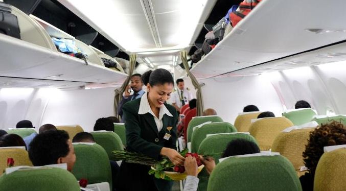 Ethiopian Airlines After decades of dominating the African airspace