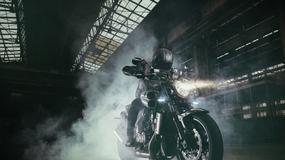 Yamaha prezentuje VMAX Carbon