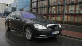 Mercedes S 250 CDI: limuzyna z napędem od taksówki