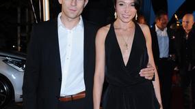 Karolina Borkowska z mężem Pawłem