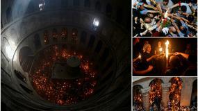 MISTERIJA, VERA, LEPOTA Fascinantne fotografije sa paljenja Svetog ognja u Jerusalimu