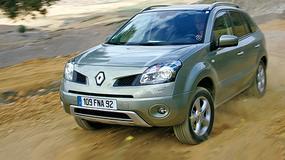 Koleos - prawdziwy SUV Renault już w lipcu pojawi się w salonach