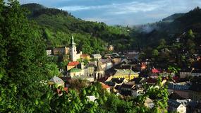 Bańska Szczawnica - zapomniany klejnot wśród gór