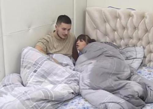 """POMIRILI SE MILJANA I DANIJEL Kulićeva mu skočila u zagrljaj i počela da ga ljubi: """"Niko me nije ovako povredio"""""""