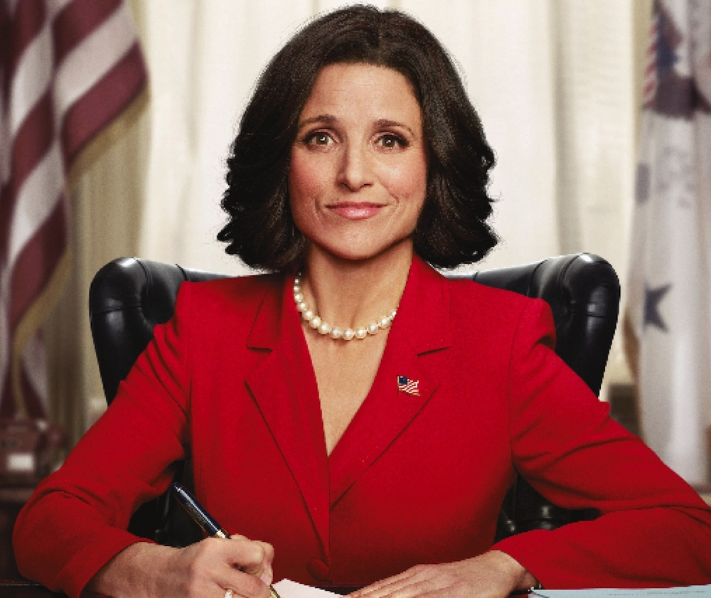 10. Julia Louis-Dreyfu