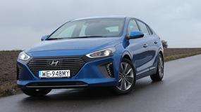 Hyundai Ioniq - hybryda, która powalczy z Priusem   TEST