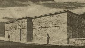 Mauzoleum Schlesier Ehrenmal w Wałbrzychu - Totenburg, ostatnia świątynia Hitlera