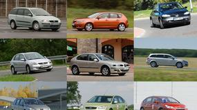 Używane auta kompaktowe za 15 tys. zł - Sprawdzamy 11 aut klasy C