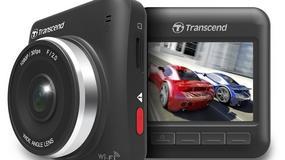Wideorejestrator Transcend Drive Pro 200 | Test
