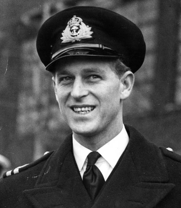 Princ Filip 1947 godine