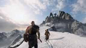 E3 2017 - God of War na nowych screenach