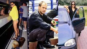 """Gdy on robił zdjęcia, inni paparazzi """"bawili się misiami"""". Gwiazdy lat 90. w obiektywie Darka Majewskiego"""
