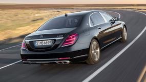 Odmłodzony Mercedes klasy S