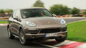 Porsche Cayenne Diesel: Nowa twarz, znajomy diesel