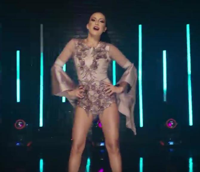 Lejla Zahirović u novom spotu
