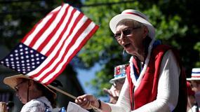 """""""God bless America"""" - jak Amerykanie świętowali Dzień Niepodległości 4 lipca"""