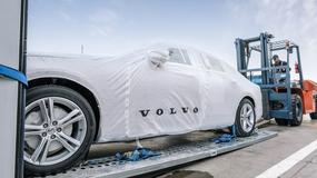 Volvo Orient Express dowiezie auta do Europy