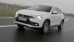 Mitsubishi ASX 1.6 - Nowy stary ASX