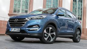 Hyundai Tucson - pierwsza jazda