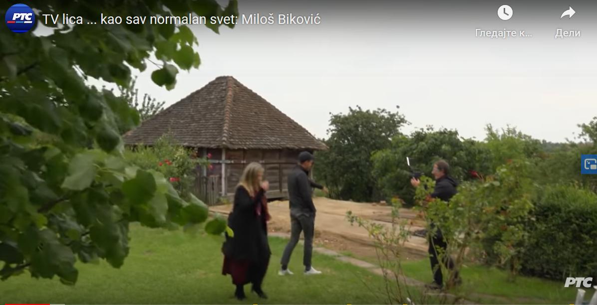 Miloš Biković kupio imanje u okolini Valjeva i sagradio KUĆU! Pogledajte raskoš gde uživa glumac!