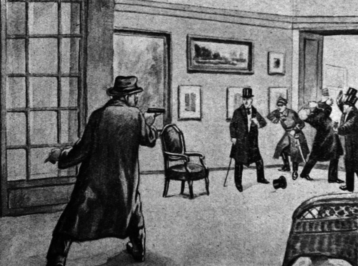 Kim był Eligiusz Niewiadomski, morderca prezydenta Gabriela Narutowicza?