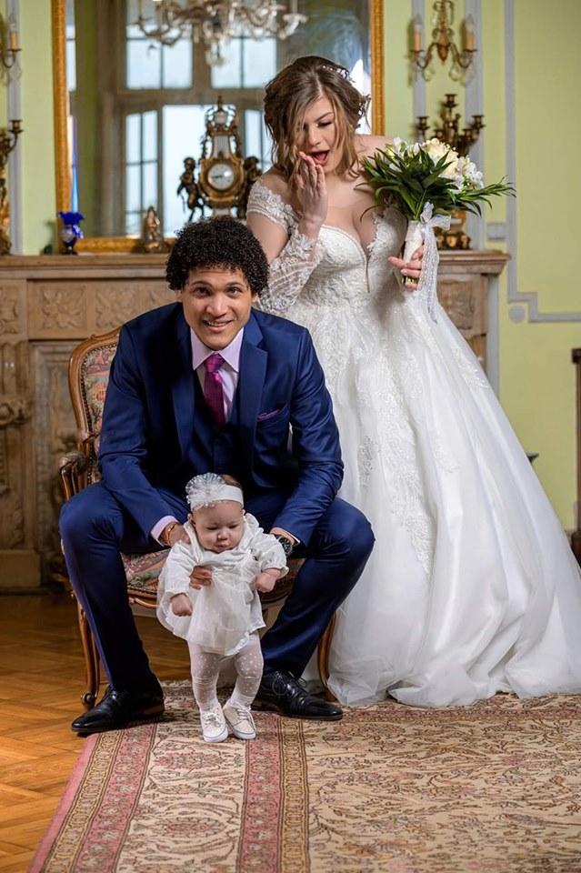 Venčanje na simboličan datum i sjajna porodična priča