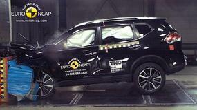 5 gwiazdek dla Nissana X-Trail