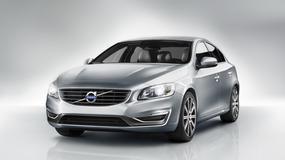 Volvo S60, V60 i XC60 facelifting na zdjęciach