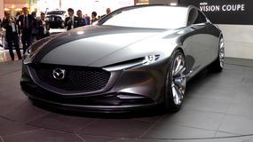 Mazda Vision Coupe debiutuje w Tokio