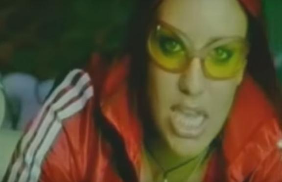 Tamara u spotu za pesmu