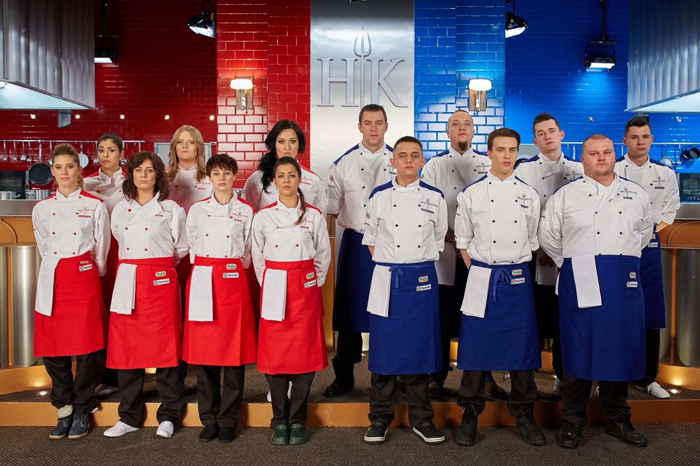 Oto Uczestnicy Hell S Kitchen Piekielna Kuchnia 3