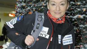 Martyna Wojciechowska uwięziona na Dachu Antarktydy