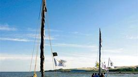 Litwa - Plaże Mierzei Kurońskiej