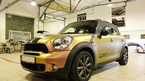 "Mini Countryman Cooper S ""Autumn Chameleon"""