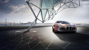 BMW iNext będzie miał napęd elektryczny
