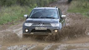 Mitsubishi Pajero Sport 2014 w polskich salonach