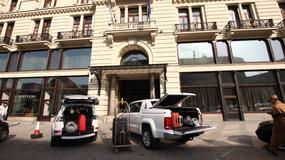 Pikap czy SUV: czyli, Volkswagen Amarok kontra Mitsubishi Outlander