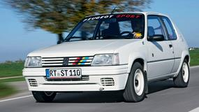 Klasyki z lat 80. - Peugeot 205 Rallye 1.9: rzadki okaz galijskiego lwa